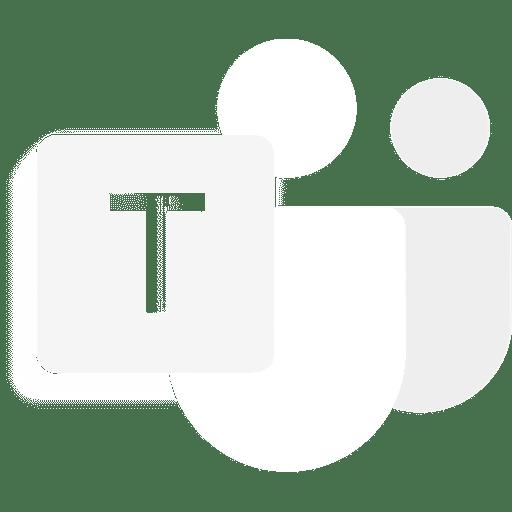 Teams Logo White